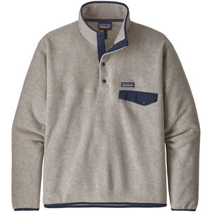 Patagonia Lightweight Synchilla Snap-T Pullover Herr Oatmeal Heather Oatmeal Heather