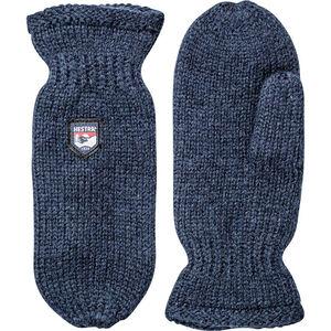 Hestra Basic Wool Mittens navy navy