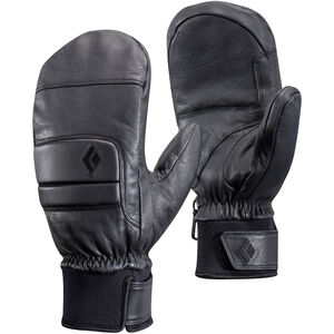 Black Diamond Spark Mittens Dam Smoke Smoke