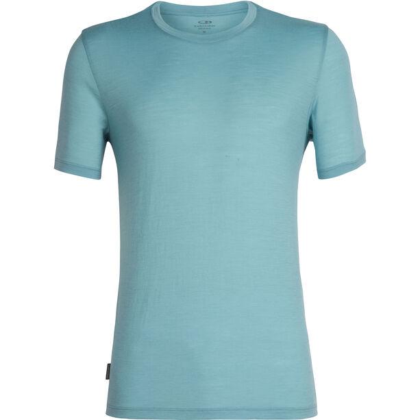 Icebreaker Tech Lite SS Crewe Shirt Herr hydro