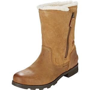 Sorel Emelie Foldover Boots Dam camel brown camel brown