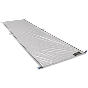 Therm-a-Rest LuxuryLite Cot Warmer Regular silver silver