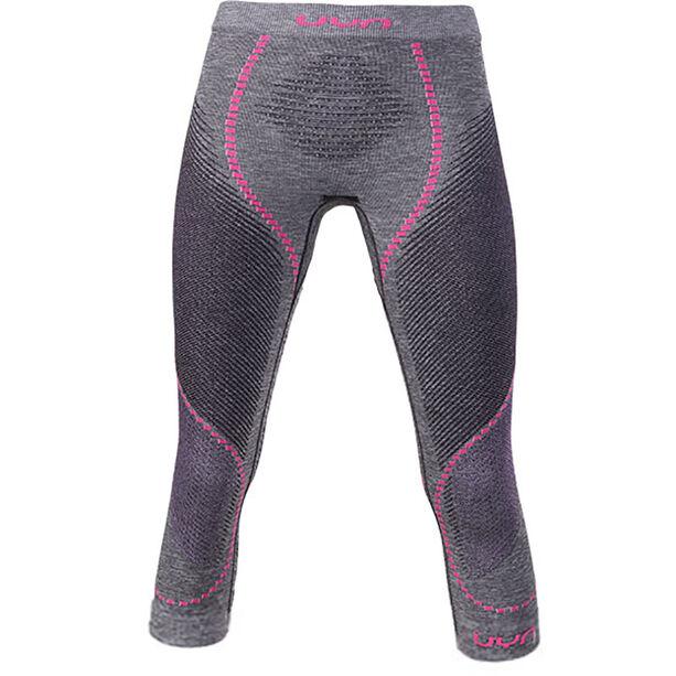 UYN Ambityon Melange UW Medium Pants Dam black melange/purple/raspberry