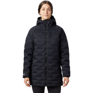 Mountain Hardwear Super/DS Stretchdown Parka Dam Black Black