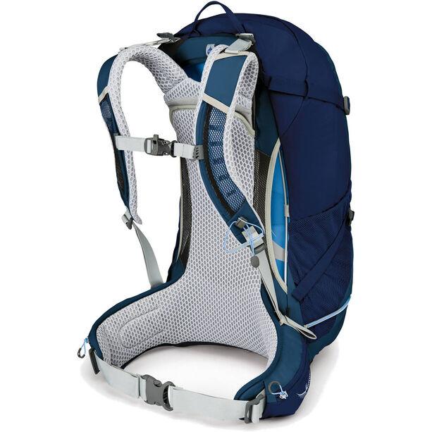 Osprey Stratos 34 Backpack Herr eclipse blue