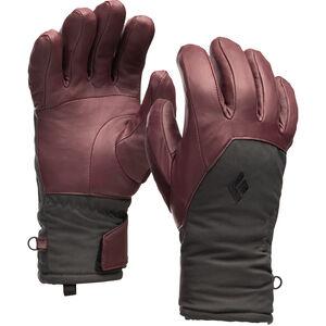 Black Diamond Legend Gloves Dam bordeaux bordeaux