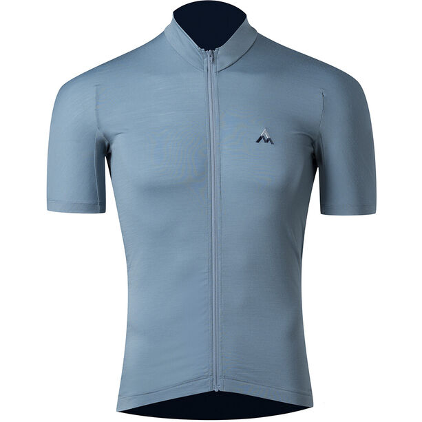 7mesh Ashlu Merino SS Jersey Shirt Men storm blue