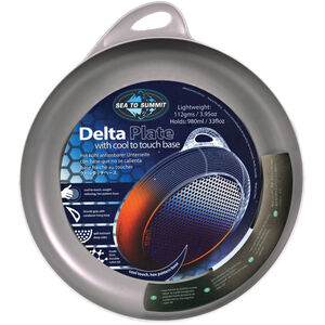 Sea to Summit Delta Plate grey grey