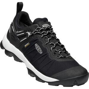 Keen Venture WP Shoes Herr Black/Star White Black/Star White