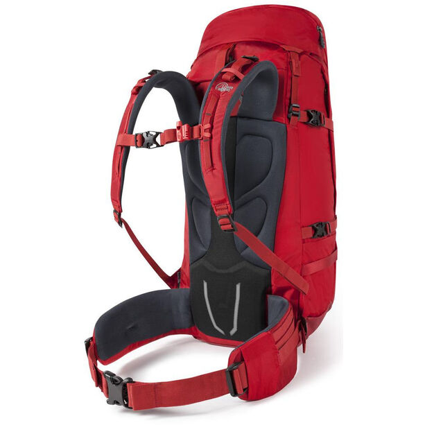 Lowe Alpine Mountain Ascent 40:50 Backpack Herr haute red