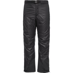 Black Diamond Stance Belay Pants Herr Black Black