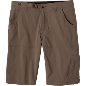 Prana Stretch Zion Shorts Herr mud mud
