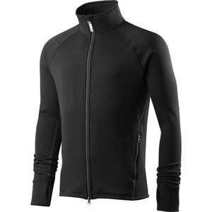 Houdini Power Jacket Herr true black/true black true black/true black