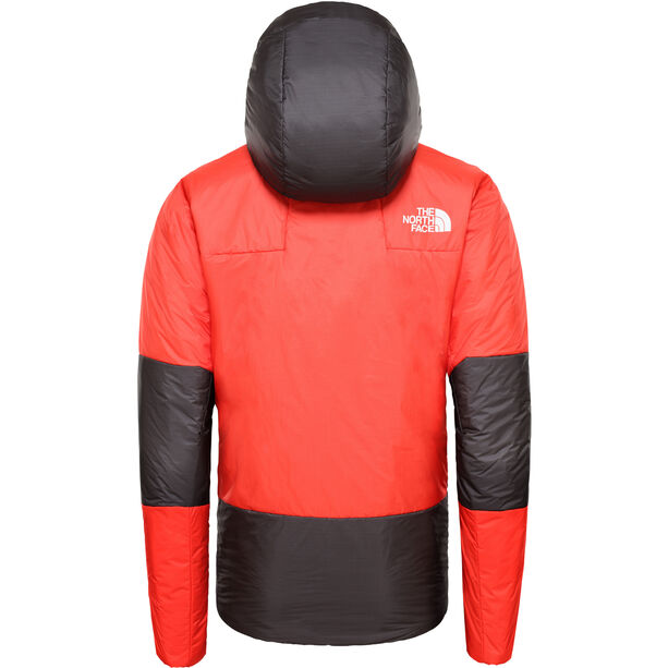 The North Face Summit L6 Synthetic Belay Parka Herr fiery red/tnf black