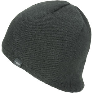 Sealskinz Waterproof Cold Weather Beanie Black Black