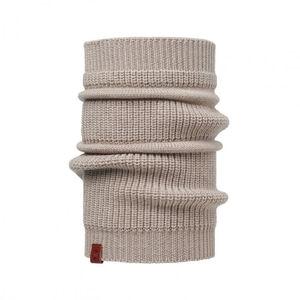 Buff Haan Knitted Neckwarmer cobblestone cobblestone