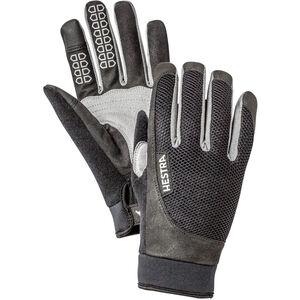 Hestra Bike SR Long Finger Gloves svart svart