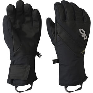 Outdoor Research Centurion Gloves Dam All Black All Black