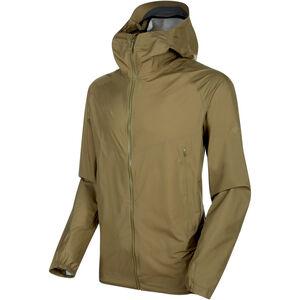 Mammut Masao Light HS Hooded Jacket Herr olive olive