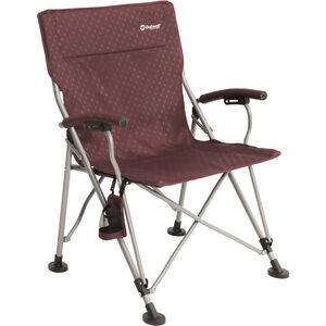 Outwell Campo XL Chair claret claret