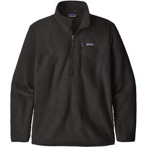 Patagonia Retro Pile Pullover Herr black black