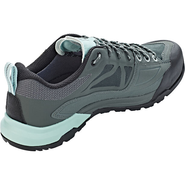 Salomon X Alp SPRY GTX Shoes Dam balsam green/urban chic/canal blue
