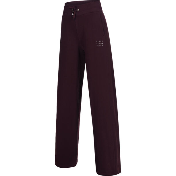 Peak Performance Ground Wide Pants Dam wine