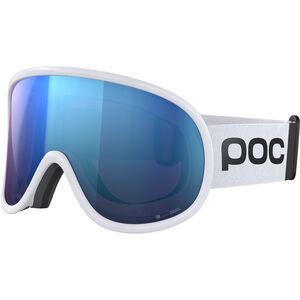 POC Retina Big Clarity Goggles hydrogen white/spektris orange hydrogen white/spektris orange