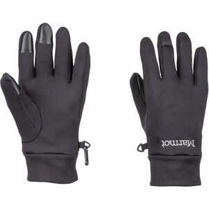Marmot Power Stretch Connect Gloves black black