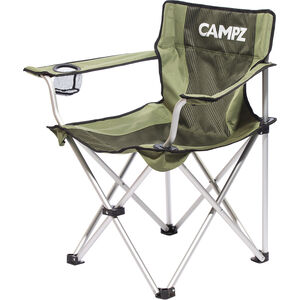 CAMPZ Aluminium Folding Chair olive olive