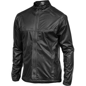 2XU Packable Membrane Jacket Herr black/black black/black