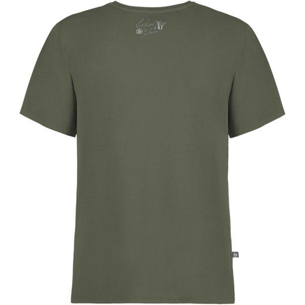 E9 Forest T-shirt Herr musk