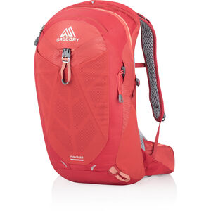 Gregory Maya 22 Backpack Dam poppy red poppy red