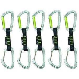 Edelrid Slash Wire Set 10 cm 5-pack night-oasis night-oasis