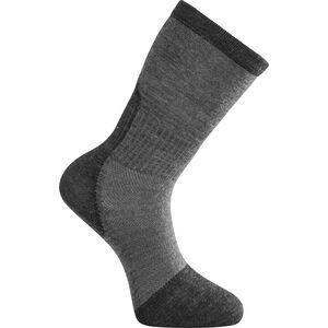 Woolpower Socks Skilled Liner Classic dark grey/grey dark grey/grey