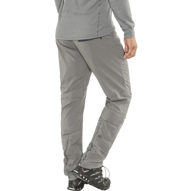 Bergans Utne Pants Herr solid dark grey/solid charcoal