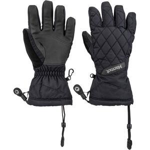 Marmot Moraine Gloves Dam black black