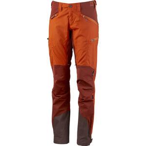 Lundhags Makke Pants Dam Amber/Rust Amber/Rust