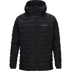 Peak Performance Argon Light Hood Jacket Herr Black Black