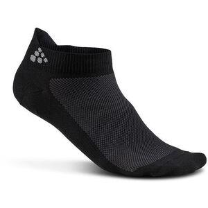 Craft Greatness Shaftless Socks 3-Pack black black