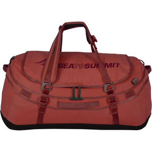 Sea to Summit Duffle 90l red red