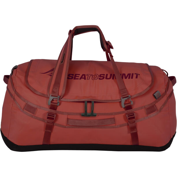 Sea to Summit Duffle 90l red