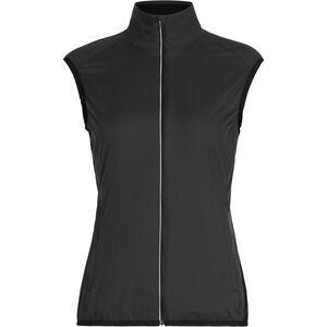 Icebreaker Rush Vest Dam black black