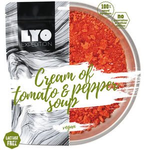 Lyofood Cream of Tomato and Pepper Soup 37g