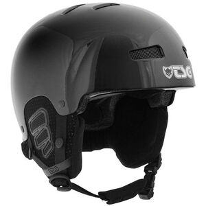 TSG Kids Gravity Youth Solid Color Barn gloss black gloss black