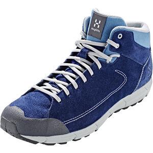 Haglöfs Roc Lite Mid Shoes Herr tarn blue/blue fox tarn blue/blue fox