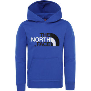 The North Face Drew Peak Pullover Hoodie Pojkar TNF Blue/TNF Black TNF Blue/TNF Black