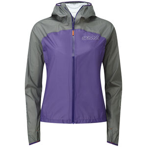 OMM Halo Jacket Dam purple/grey purple/grey
