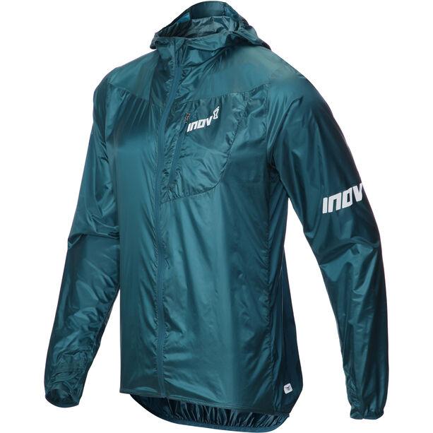 inov-8 Windshell FZ Jacket Herr blue green