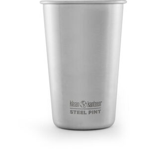 Klean Kanteen Pint Cup 16oz (473 ml) stainless (borstad finish) stainless (borstad finish)